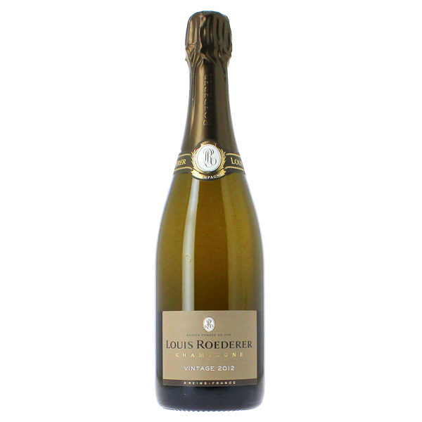 mw company - mw club - champagnes - Louis Roederer - vintage 2012