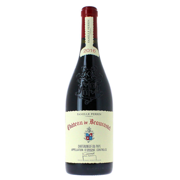 mw company - mw club - champagnes - vins - rouge - Chateau beaucastel perrin
